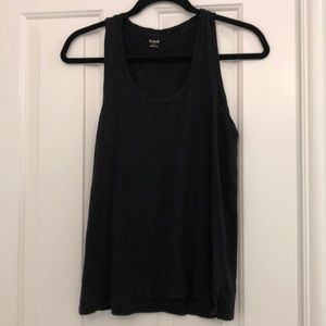 Madewell 100% Cotton Scoop Tank
